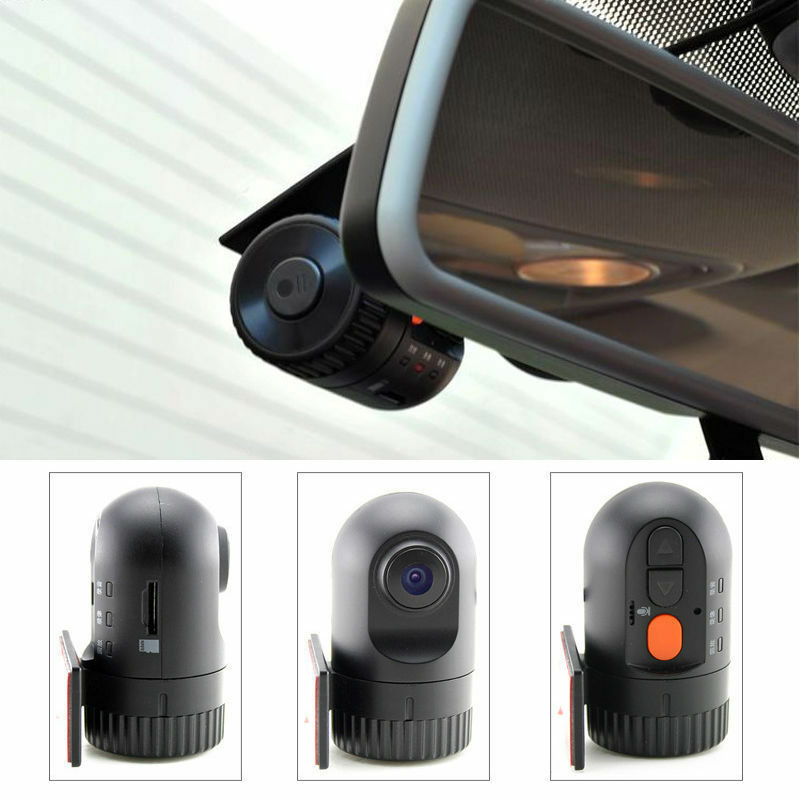 Mini HD 1080P Car DVR Video Driving Recorder Hidden Cam ...