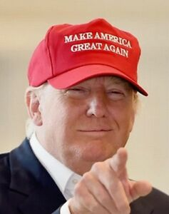 ... about MAKE AMERICA GREAT AGAIN Embroidered Men's Red hat. Trump