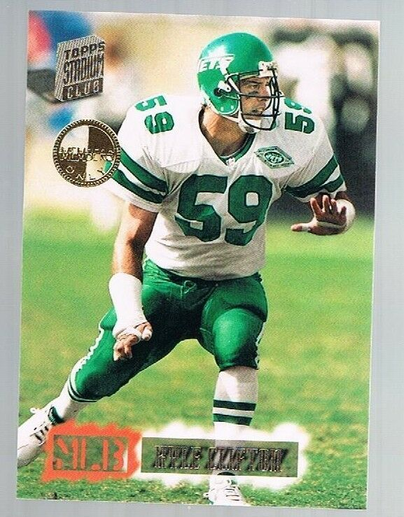 1994 Topps Stadium Club Members Only Kyle Clifton #112 ...