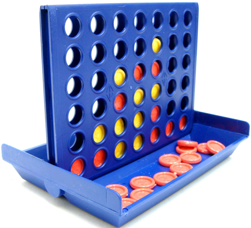 Mini Connect 4 Connect Four Line Up 4 In A Row Four In A ...