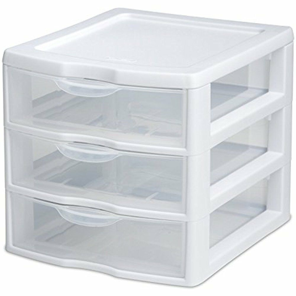 Mini Drawer Storage Cabinet Box Desk Tool Organizer Home ...