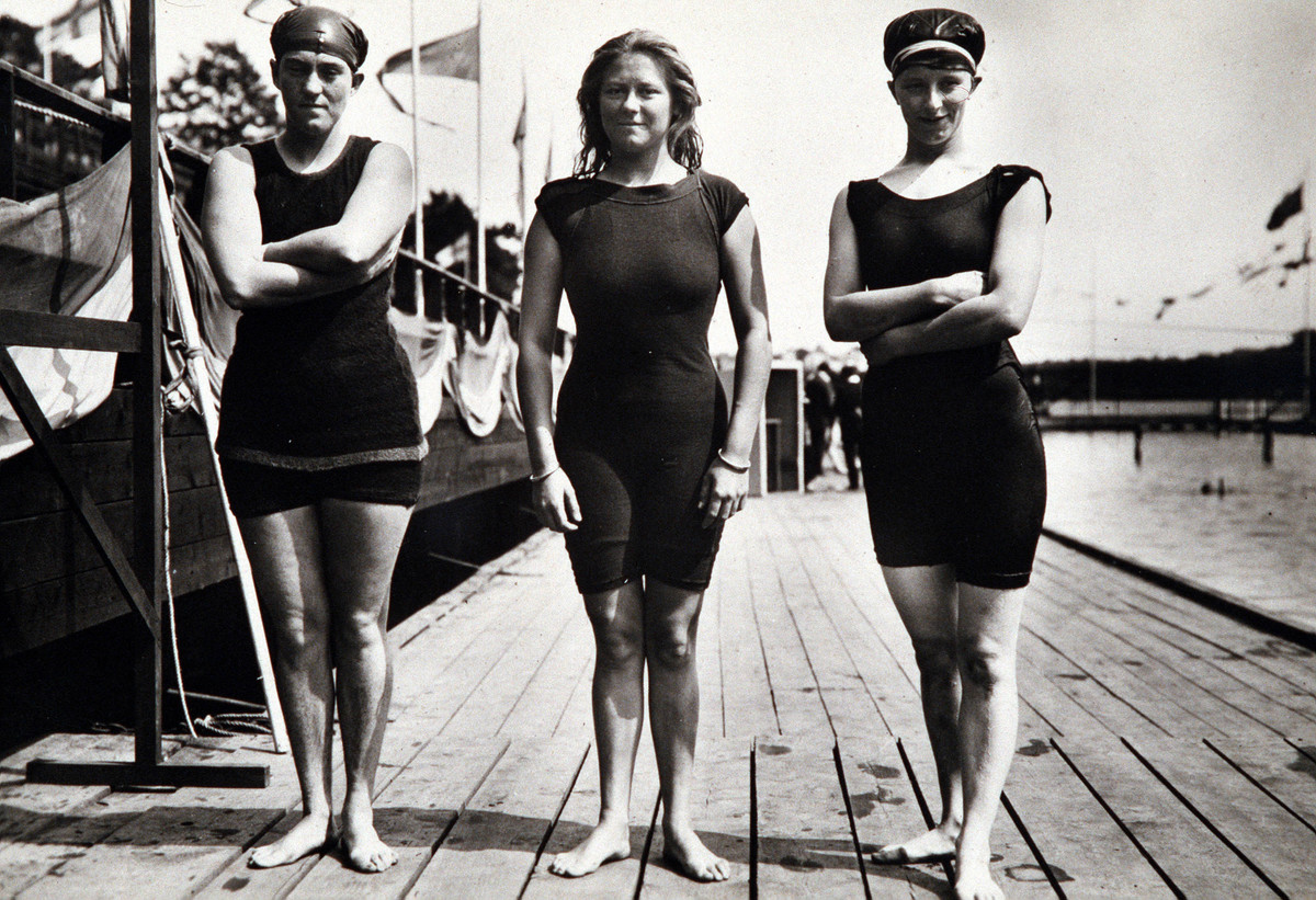Women From Olympics Past Everyone Should Remember | The Huffington ...