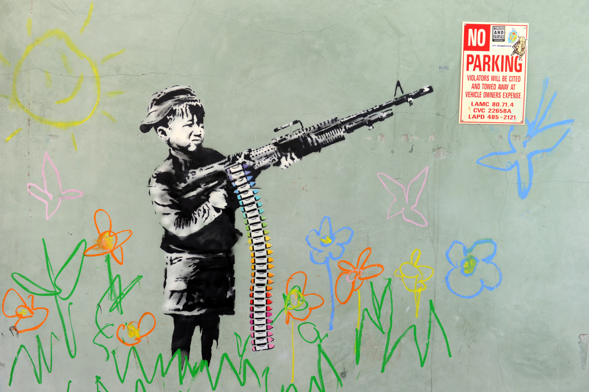 Banksy 'Arrested & Real Identity Revealed' Is The Same Hoax From Last ...