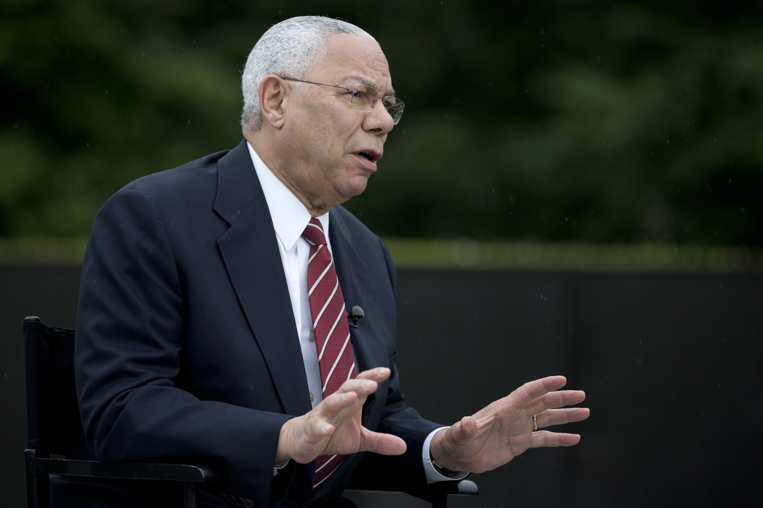 Colin Powell Denies Affair With Romanian Diplomat After Guccifer ...