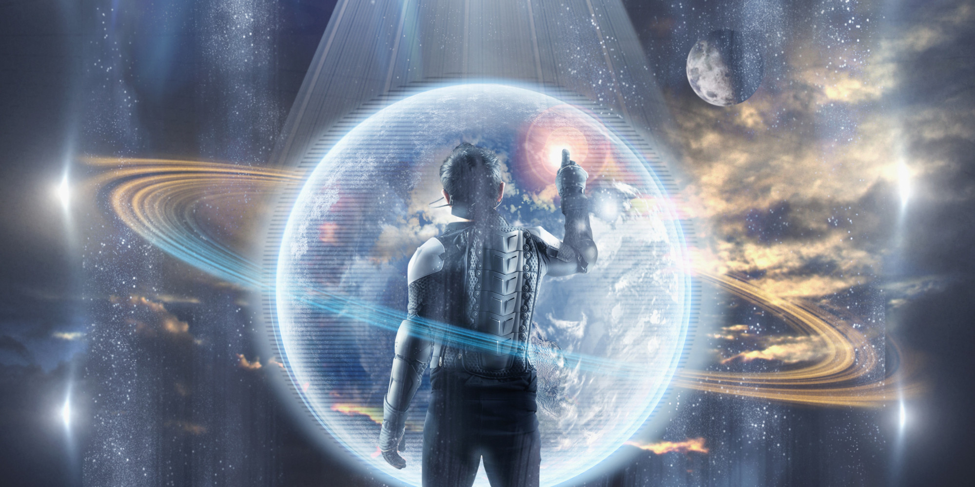 Physicists To Test If The Universe Is A Hologram | HuffPost UK