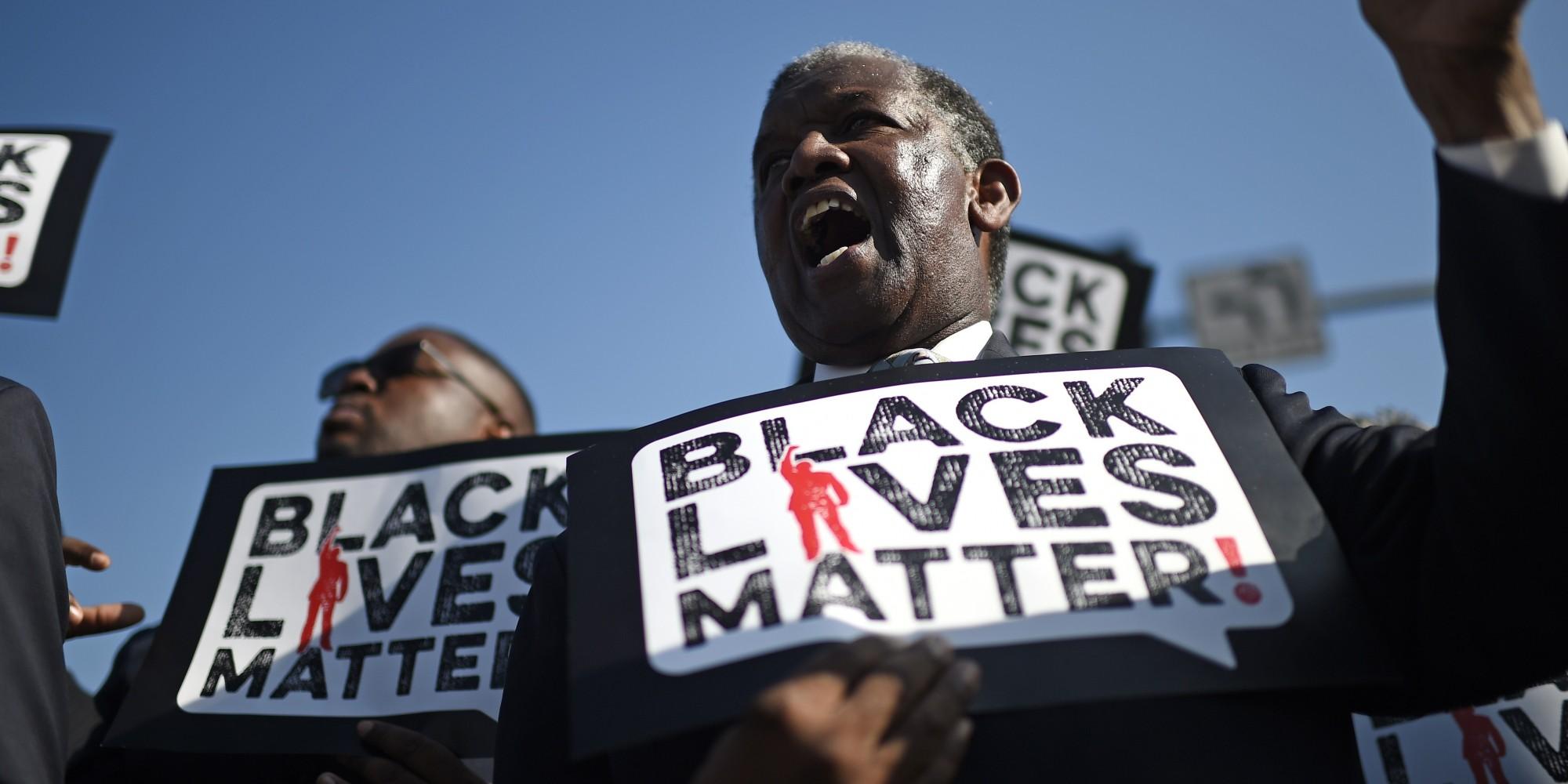 Beyond 'Black Lives Matter'