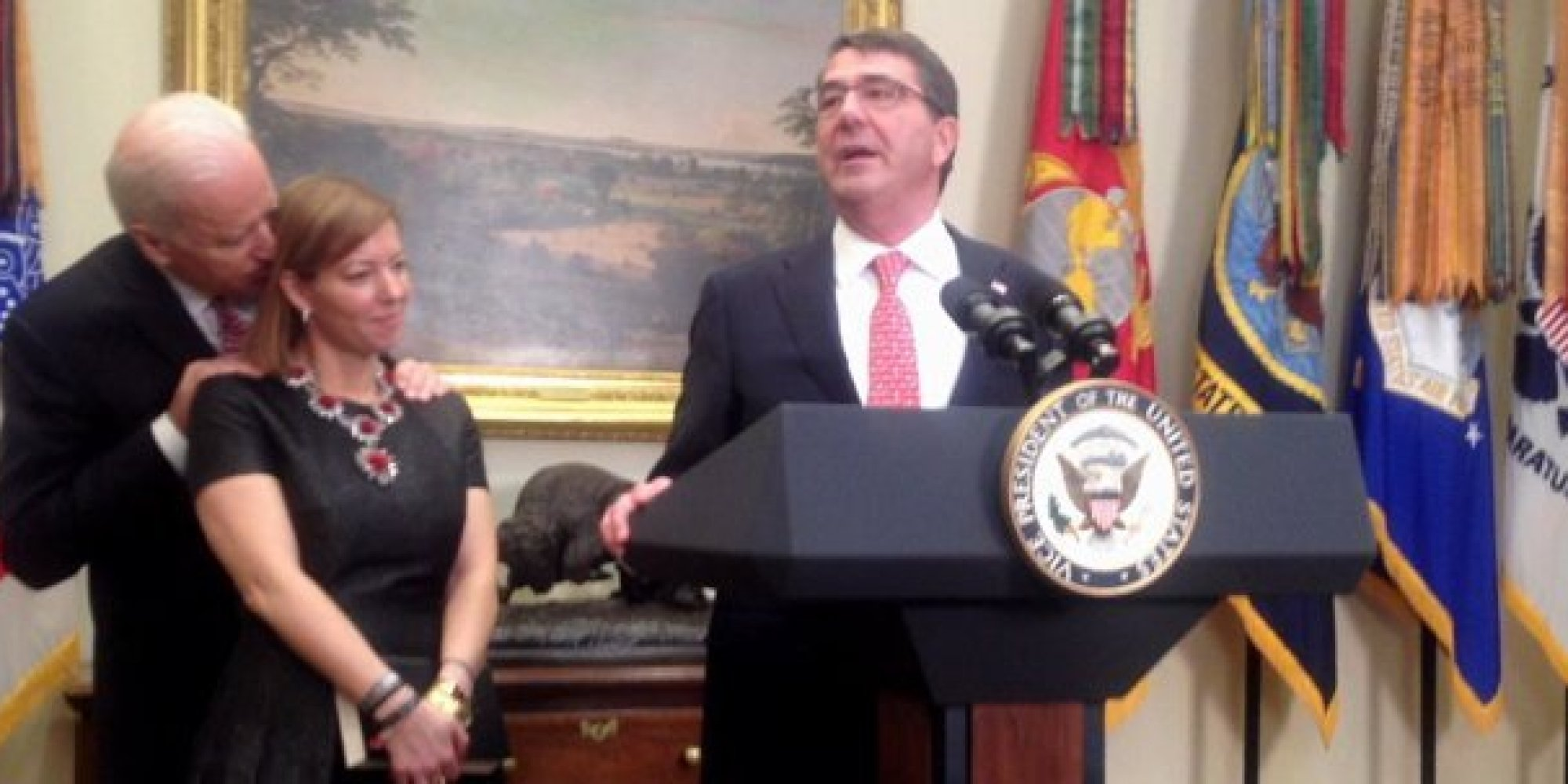 Glenn Beck Thinks Joe Biden Is Super Creepy | HuffPost