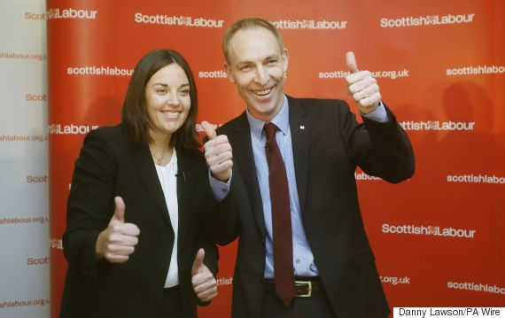 Kezia Dugdale Wins Backing From More Than Half Of Her Scottish Labour ...