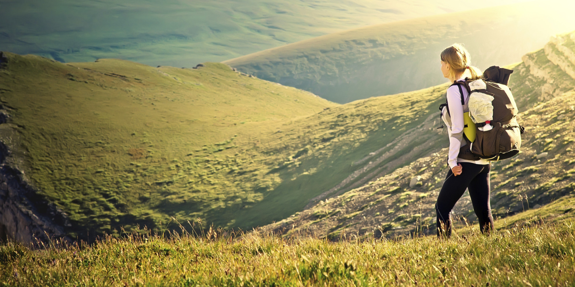 5 Lessons I Learned About Courage and Letting Go While Hiking With My Family   HuffPost