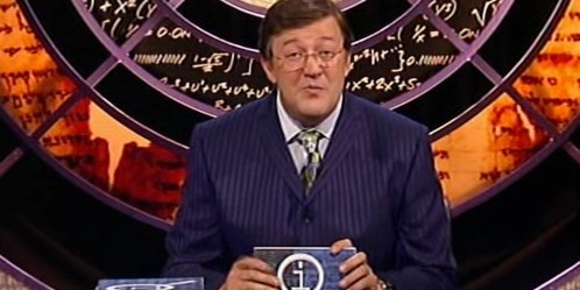 As Stephen Fry Takes His QI Departure We Salute His 13