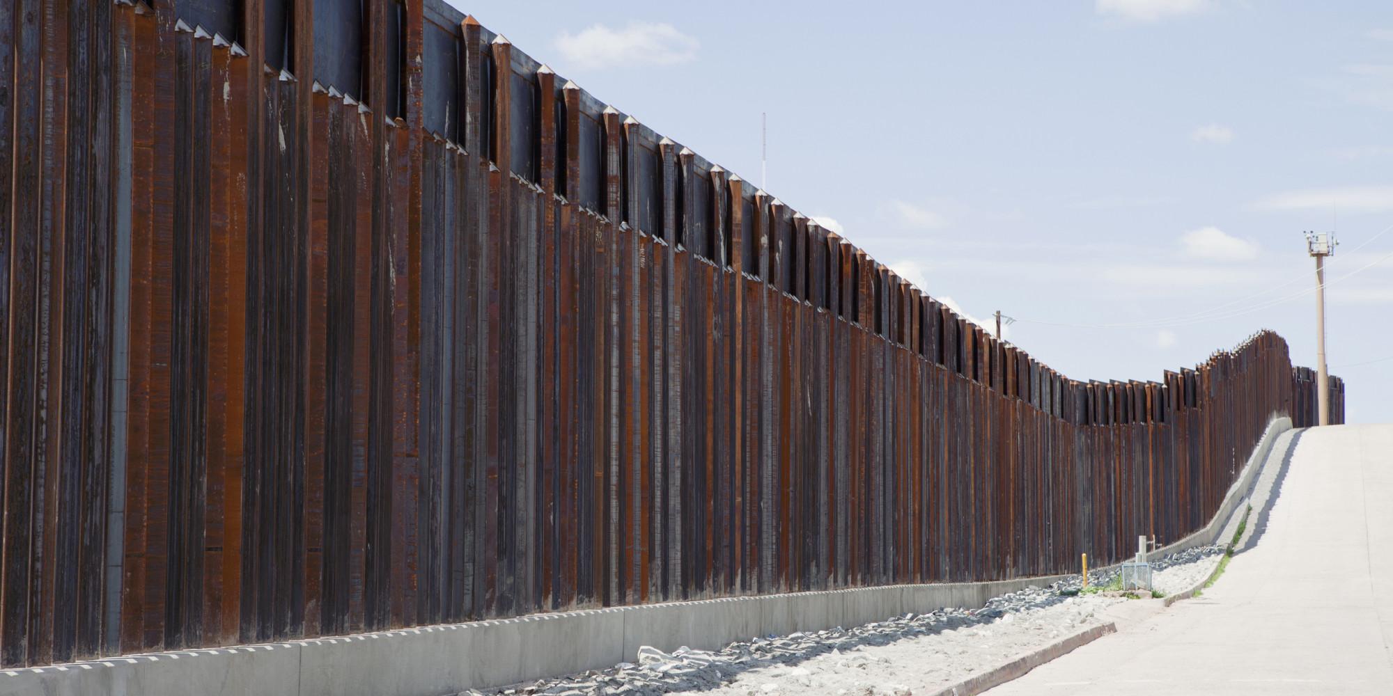 ... ... : Republicans Embrace Building of BORDER WALL, Despite Cost