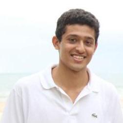 Portrait of Salil Kapur