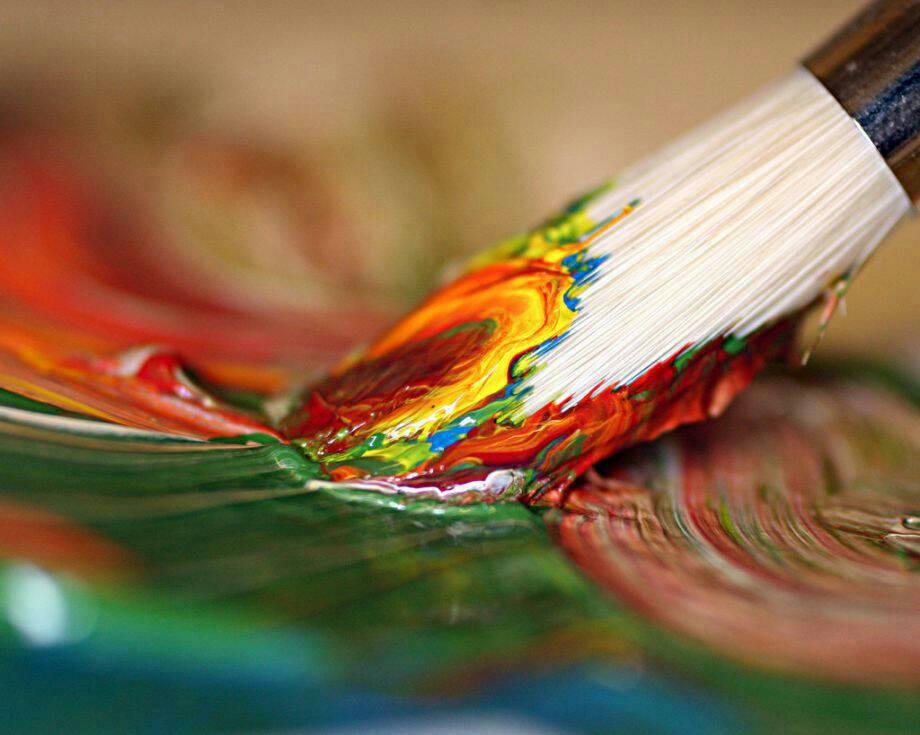 Blending of colors : pics