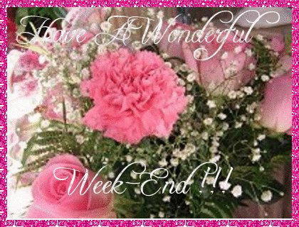 Have a Wonderful Weekend!!! :: Days - Weekend :: MyNiceProfile.com