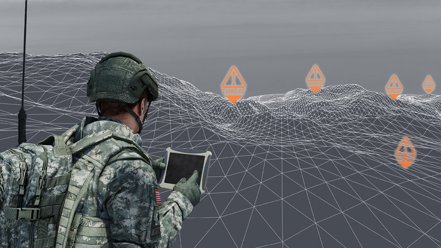 Handheld tactical sensor developed to detect RF signals ...
