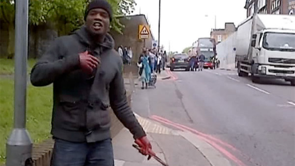 Murderer Waving Bloody Knife Offers Valid Critique of ...