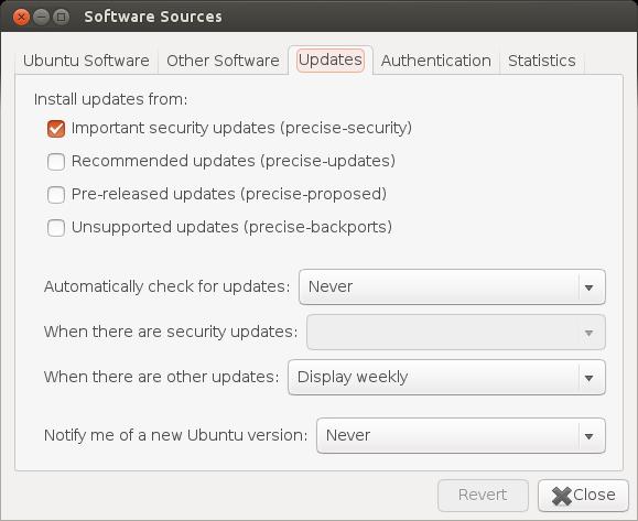 activar respositorios ubuntu