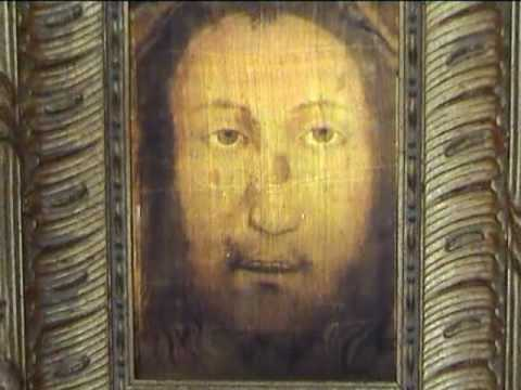 The true face of Jesus -The Volto Santo- the holy face for ...
