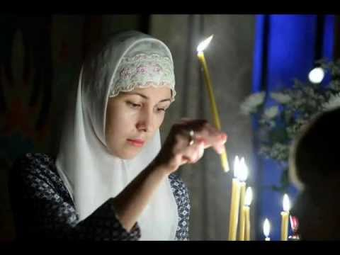 Veiled Christian Women - YouTube