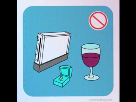 Wii Safety- Taken too far! - YouTube
