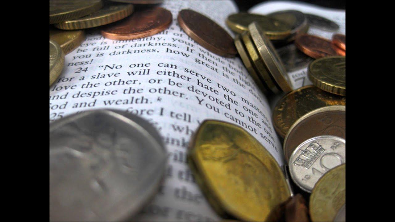 worship and idolatry:money - YouTube