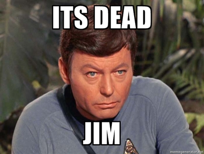 [Image - 715142] | He's dead, Jim/It's dead, Jim ...
