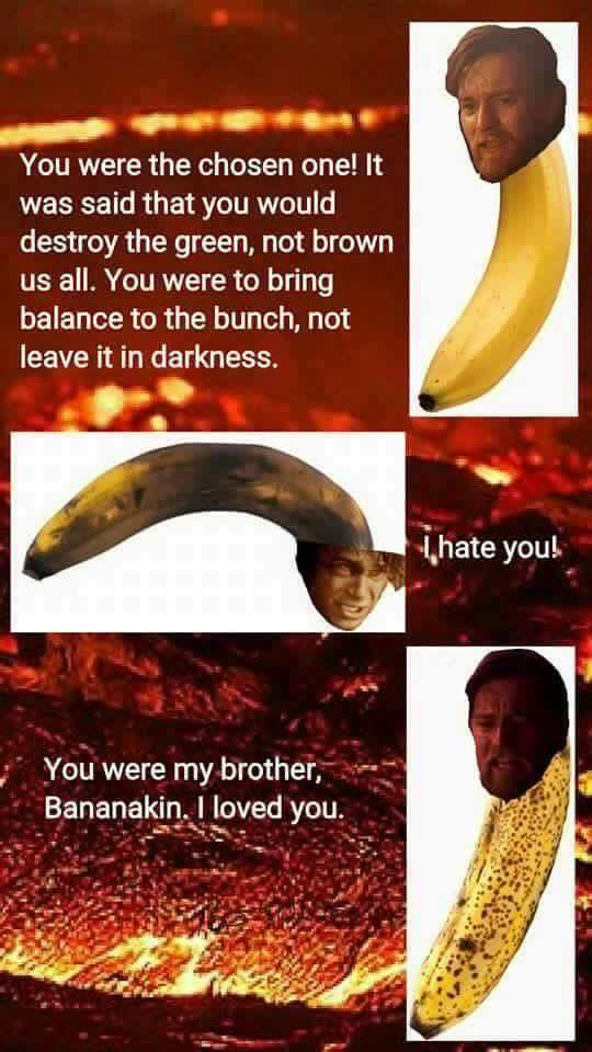 Bananakin the Traitor | You Were The Chosen One! | Know ...
