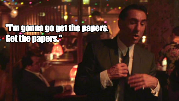 11 killer Goodfellas quotes for the iconic gangster movie ...