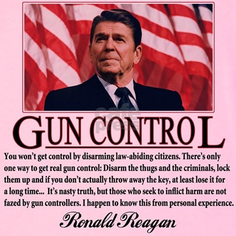 Ronald Reagan On Gun Control Iimgurcom
