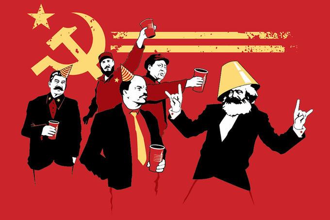 Communist Party | Post CP | Know Your Meme