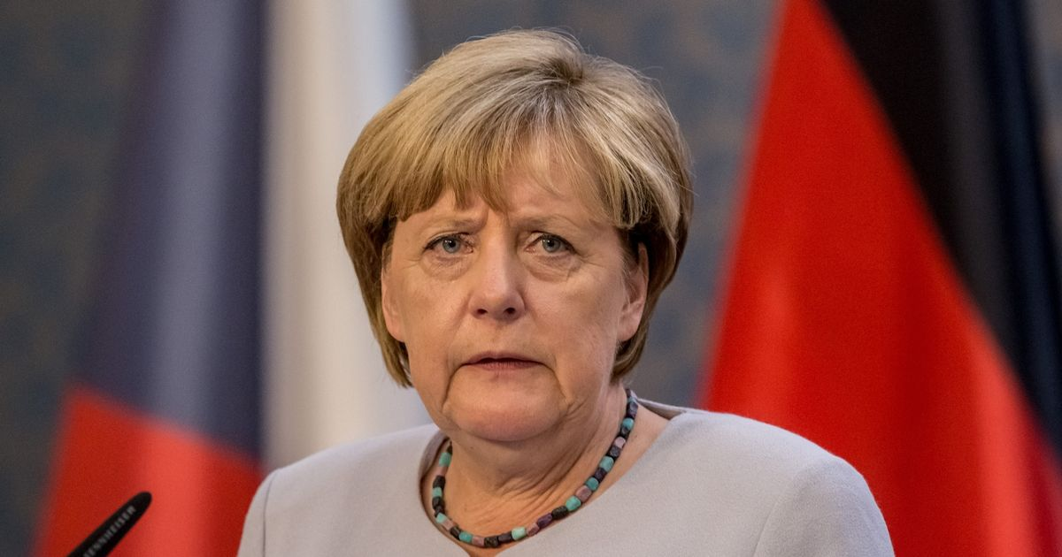 Angela Merkel Says Freedom Of Speech Must Be Curtailed To Keep Society Free…