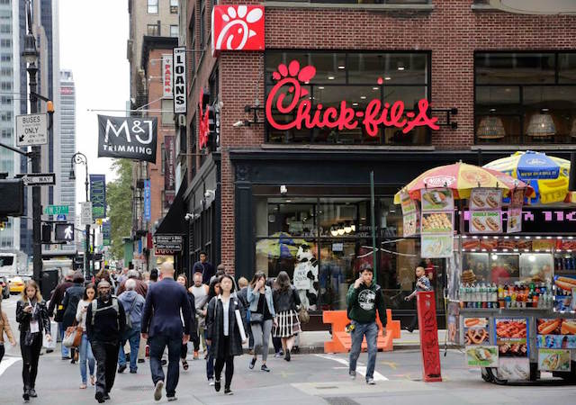 Chick-fil-A grilled over donation to Southern Poverty Law Center…
