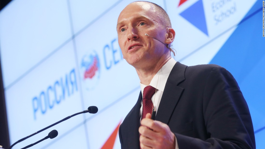 FBI restricts information obtained from Carter Page FISA surveillance…