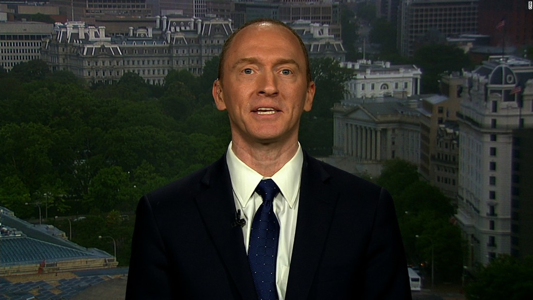 EXCLUSIVE: Carter Page sues DOJ over withholding of IG report…