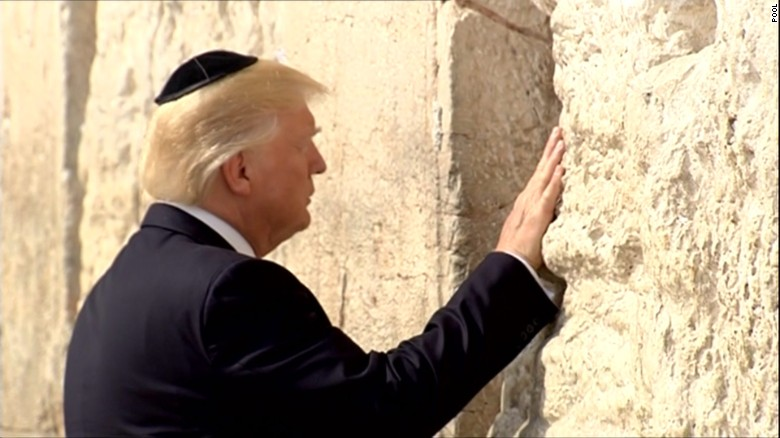 President Trump in Israel: Live updates - CNNPolitics