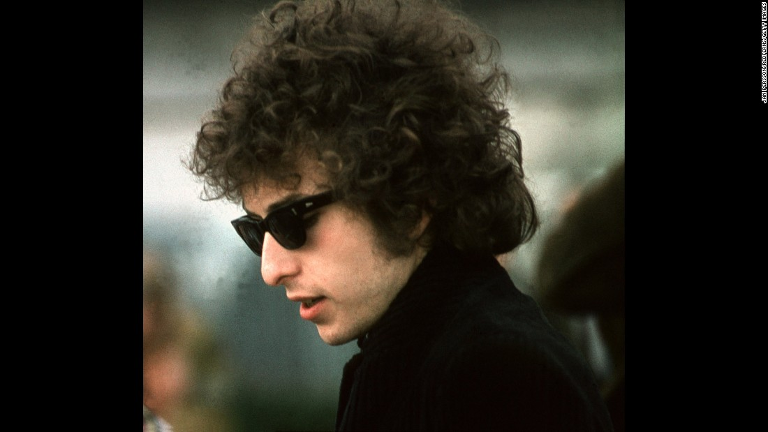 Bob Dylan, in the beginning - CNN.com