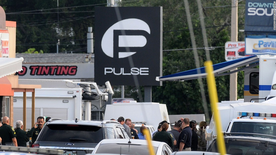 Photos: Orlando nightclub shooting