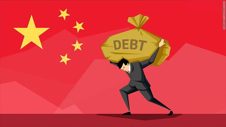 China's Companies Binged on Debt. Now They Can't Pay the Bill…