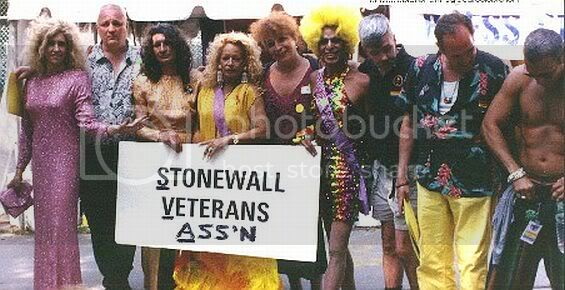 Stonewall Riots Drag Queen No drag queens at stonewall you say? we say ...