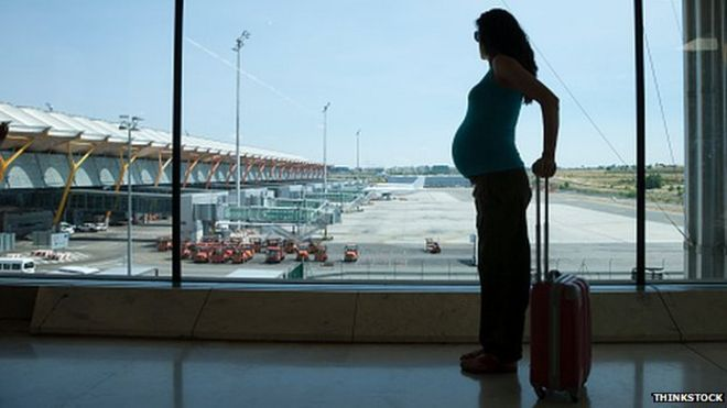 U.S. to impose visa restrictions for pregnant women…