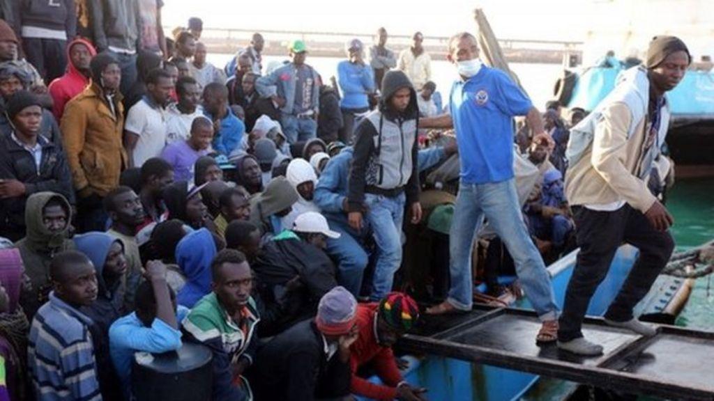 Mediterranean migrant crisis: EU refugee quotas to be proposed - BBC ...