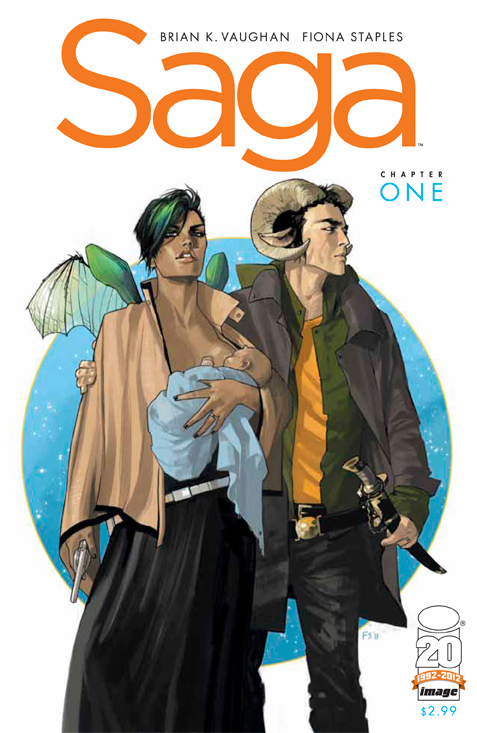 ADVANCE REVIEW: SAGA #1 (Spoiler Free)