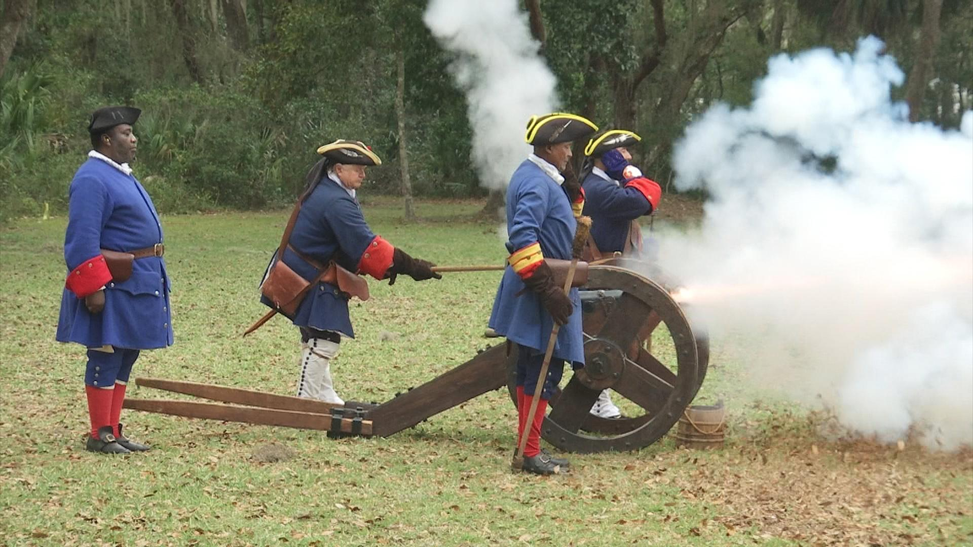 Video: Fort Mose: America's First Free Black Community   Watch Florida Frontiers Online   WUCF ...