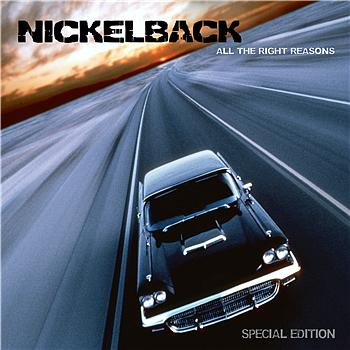Keep The Music: Nickelback- All the Right Reasons