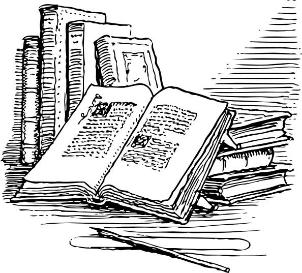 Free vector >> Vector clip art >> Books clip art