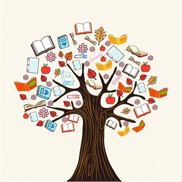 Diversity knowledge book tree