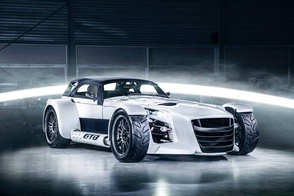 Donkervoort D8 GTO Bilster Berg Edition unveiled, limited to 14 units