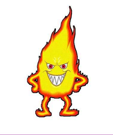 Cartoon Fire Flames | Clipart Panda - Free Clipart Images