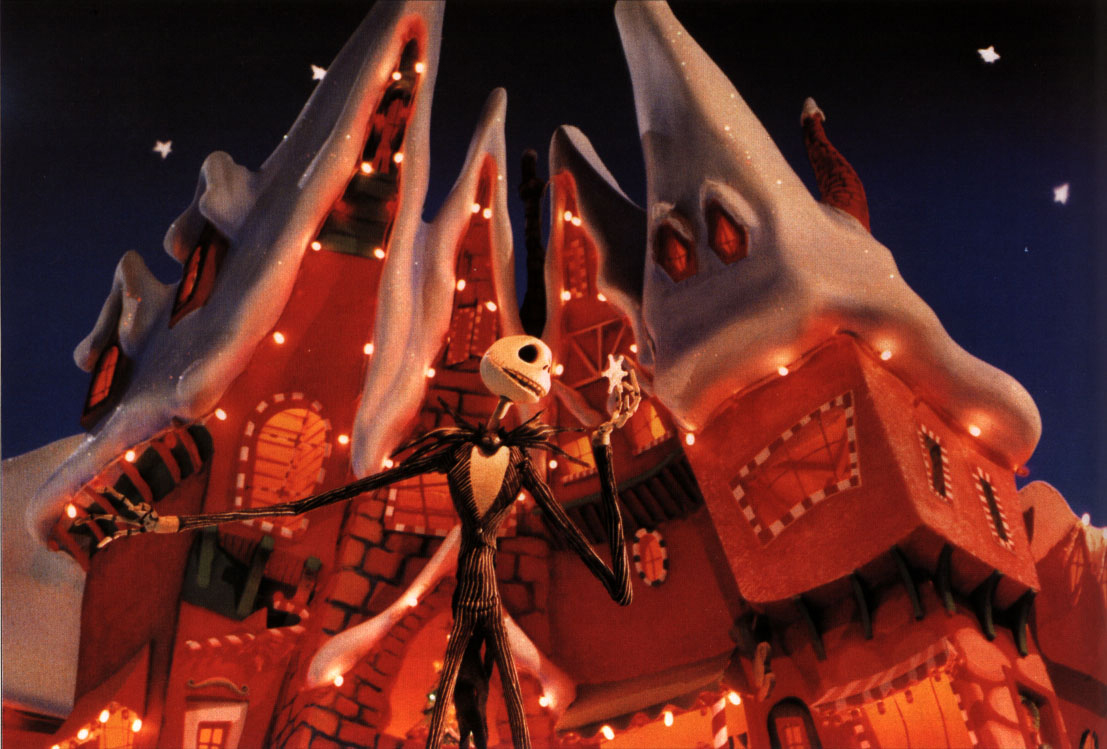 Christmas Town - Nightmare Before Christmas Photo (226820) - Fanpop