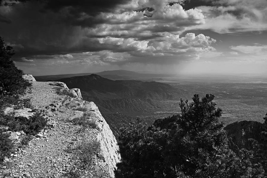 Sandia Crest - Albuquerque New Mexico by Jason Neely